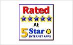 5 Star-Shareware Logo