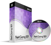 NetGong Box and CD